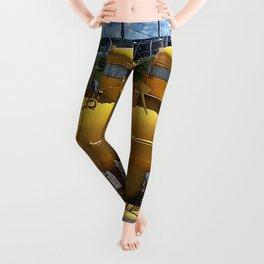 Yellow Submarine Leggings