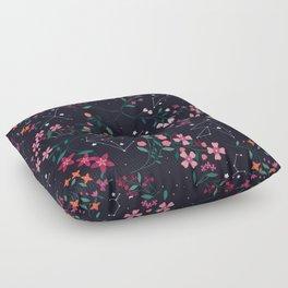 Starry Beasts Floor Pillow