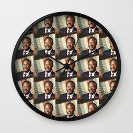 Ben Carson 2016 Wall Clock