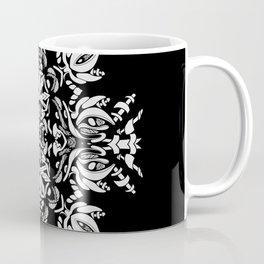 Abstract Flora Coffee Mug