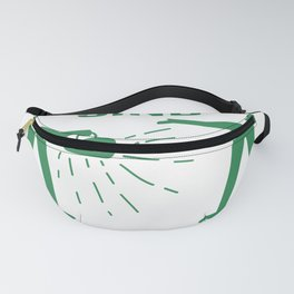 Taxes are robbery politics liberalism Fanny Pack