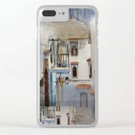 Alley Clear iPhone Case
