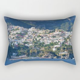 Italian Coast Rectangular Pillow