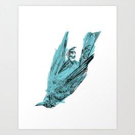 peace at last Art Print