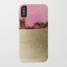 A Serene Life 1A - by Kathy Morton Stanion iPhone Case
