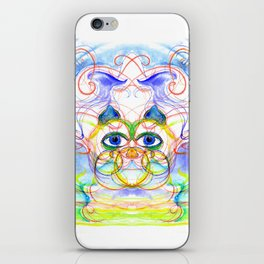 The Cat iPhone Skin