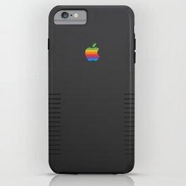 RETRO Space Grey iPhone Case