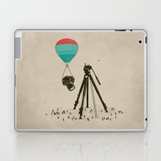 Supersize Cam Attraction Laptop & iPad Skin