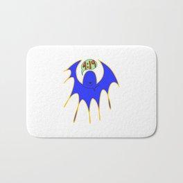 Vampire Bat Bath Mat