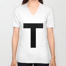The T-shirt Unisex V-Neck