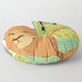 Rhea - Spread the Love Floor Pillow
