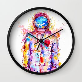Psychopath Wall Clock