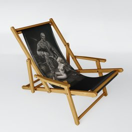 The Mummy Sling Chair
