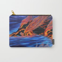 The Dance of Pele & Kanaloa Carry-All Pouch