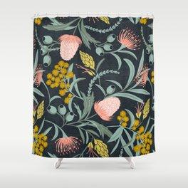 Flora Australis Shower Curtain