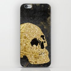 Frightening iPhone & iPod Skin