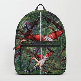 Pole Creatures: Jorogumo Backpack