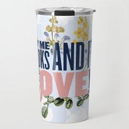 Buy me books! Travel Mug