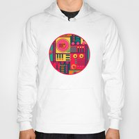 sunrise Hoodies featuring Sunrise by Shelly Bremmer