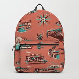 WELCOME TO PALM SPRINGS Backpack