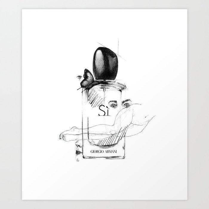 Essence 3 Art Print
