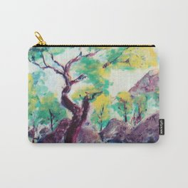 The Granite Belt, Qld, Australia                         by Kay Lipton Carry-All Pouch