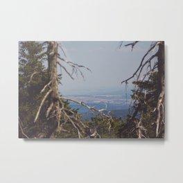 Brocken View II Metal Print