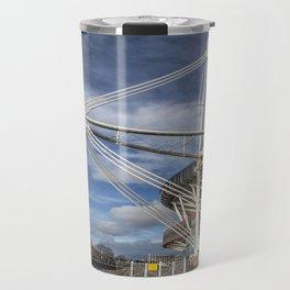 Millenium Stadium, Cardiff. Travel Mug