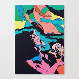 Triple Sec Canvas Print