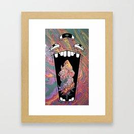 Grand-Daddy Purp Framed Art Print