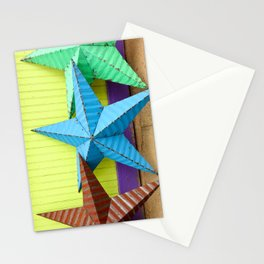 Nederland Stars Stationery Cards