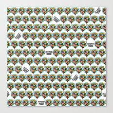 Moo Moo Print Canvas Print