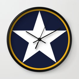 Operation Torch Wall Clock