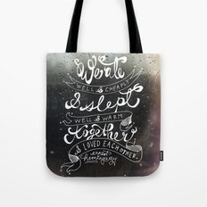Eat Sleep Love Tote Bag