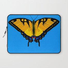 Butterfly (by lemons_modmuse) Laptop Sleeve