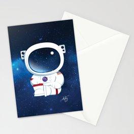 Astro Buddha  Stationery Cards