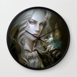 Alucard. Castlevania Symphony of the Night Wall Clock
