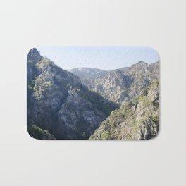 Soaring Mountains Bath Mat