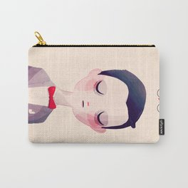 I Know You Are But What Am I? Carry-All Pouch