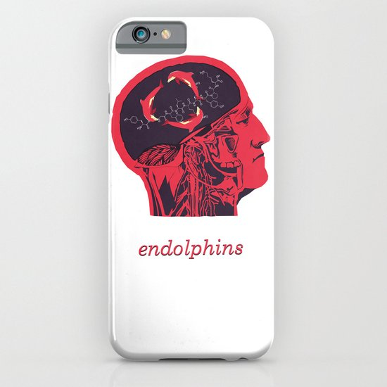 Endolphins iPhone & iPod Case
