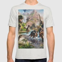Jurassic dinosaur T-shirt
