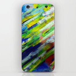 Underwater Painting iPhone Skin