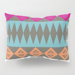 Aztec Pattern No. 17 Pillow Sham