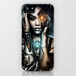 Android Production iPhone Case