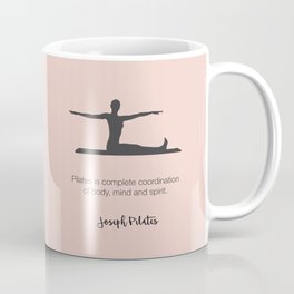 Pilates Inspiration Coffee Mug