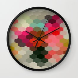 Alturas Wall Clock