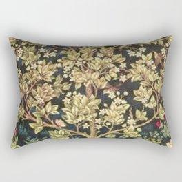William Morris Tree Of Life Rectangular Pillow