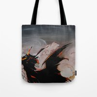 spawn Tote Bags featuring Spawn by mfrioni