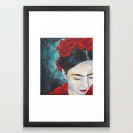 More Than My Own Skin Framed Art Print