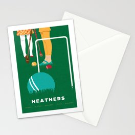 80s TEEN MOVIES :: HEATHERS Stationery Cards
